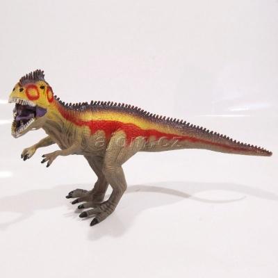 Dinosaurus větší barevný - Saurophaganax