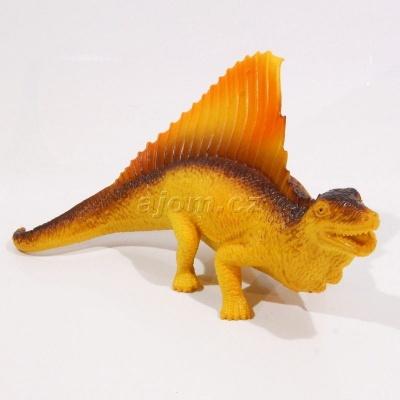 Dinosaurus barevný - Edaphosaurus