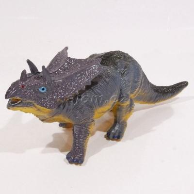 Dinosaurus barevný - Triceratops