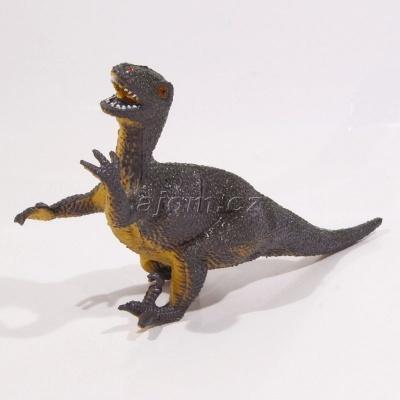 Dinosaurus barevný - Deinonychus