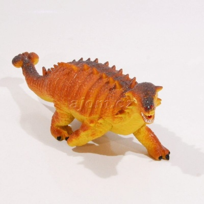 Dinosaurus barevný - Ankylosaurus