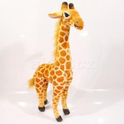 Plyšová Žirafa stojící 40cm