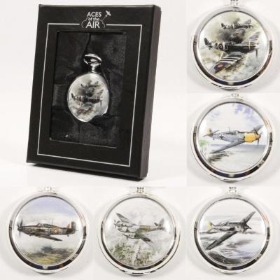 Hodinky ACES of the AIR Sada 5 druhů