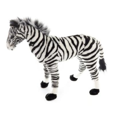 Plyšová Zebra velká 52 cm