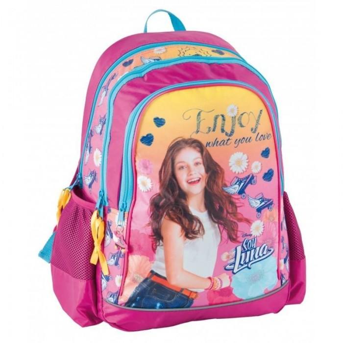 Školní batoh dvoukomorový Soy Luna