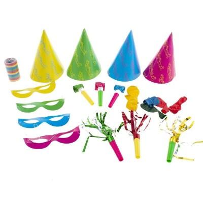 Party sada - barevná