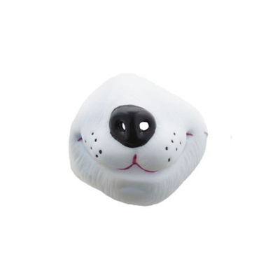 Zvířecí nos - čumák pes