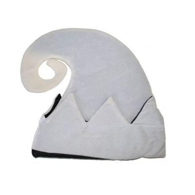 Čepice elf - bílá
