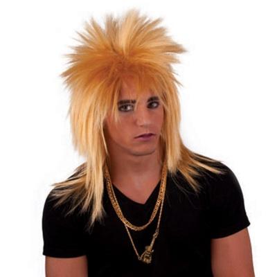 Paruka punk - blond