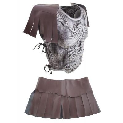 Římské brnění se suknicí - dospělé