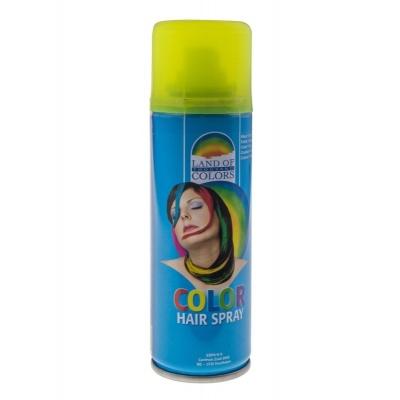 Barva na vlasy sprej - žlutá