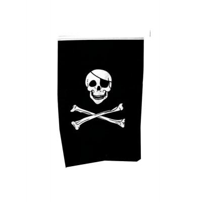 Vlajka - pirát 60x40 cm