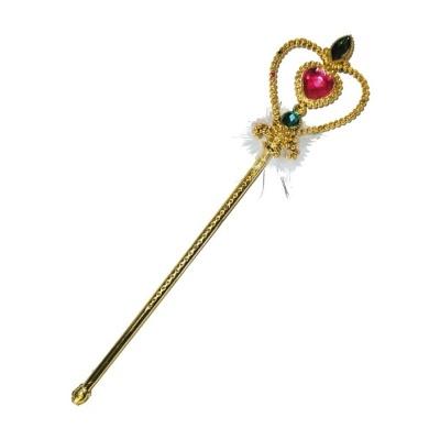 Hůlka pro princeznu zlatá
