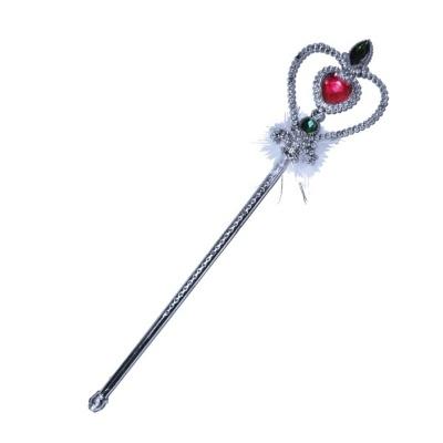 Hůlka pro princeznu stříbrná