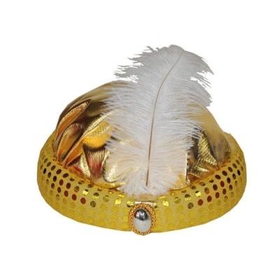Turban zlatý