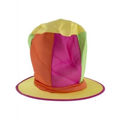 Velký klobouk klaun