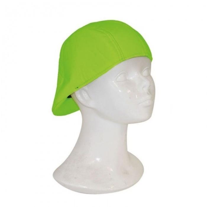Čepice bekovka neon - zelená