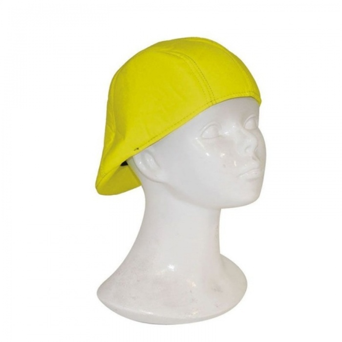 Čepice bekovka neon - žlutá