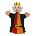 Král Valentýn 29cm maňásek