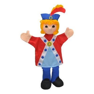 Princ Vendelín 29cm maňásek
