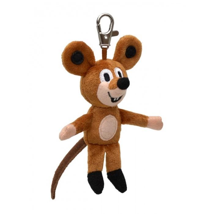 Přívěšek klíčenka Myška 12cm kamarádka Krtečka
