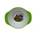 Dětské nádobí miska Krteček a mašinka 14cm