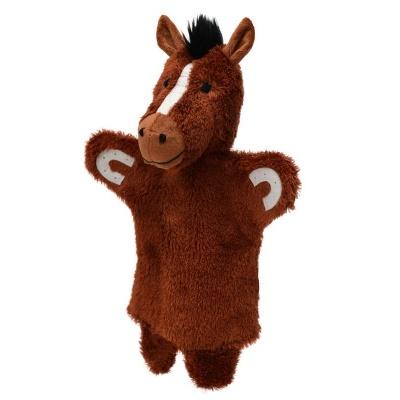 Kůň 30cm maňásek