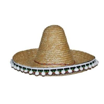 Sombrero přírodní - 35cm