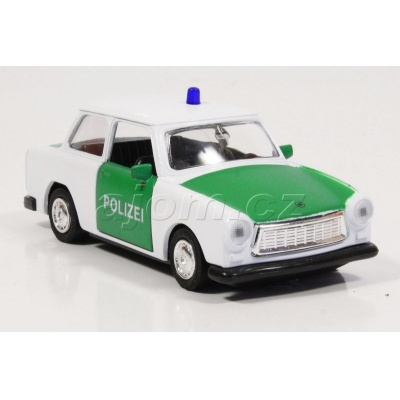 Trabant 601 Polizei