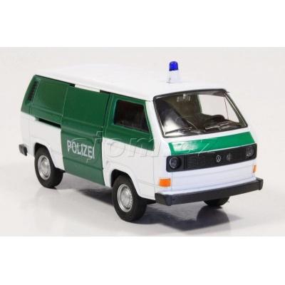 VW Volkswagen T3 Van Polizei
