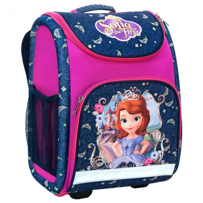 Luxusní školní batoh aktovka Princezna Sofie i pro prvňáčky