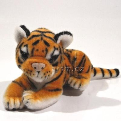 Plyšový Tygr hnědý - malý