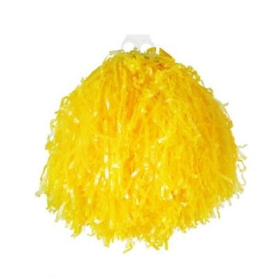 Pompom pro roztleskávačku - žlutý