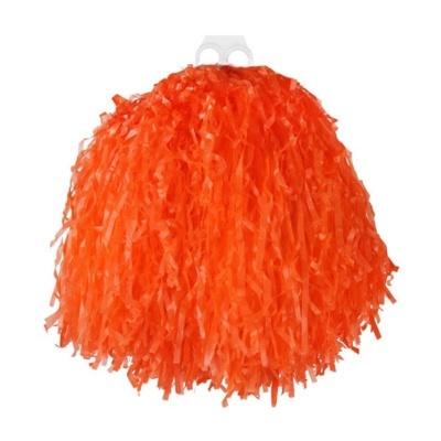 Pompom pro roztleskávačku - oranžový