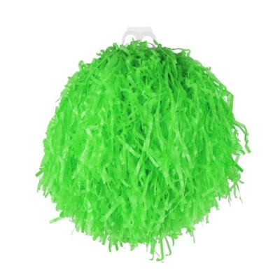 Pompom pro roztleskávačku - zelený