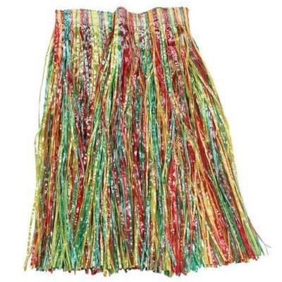 Havajská sukně 80cm barevná