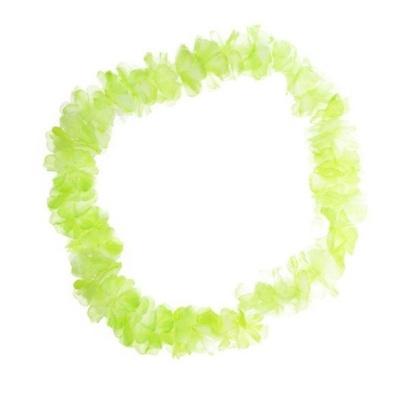 Květinový věnec zelený