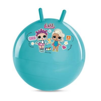 Skákací míč hopsadlo Panenky LOL surprise - 50cm