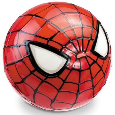 Profilovaný míček Spiderman 10cm