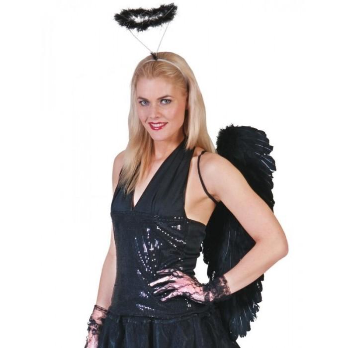 Křídla černá - velká