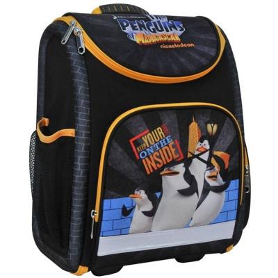 Luxusní školní batoh aktovka Tučňáci i pro prvňáčky
