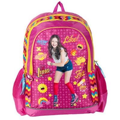 Školní batoh brašna růžová Soy Luna