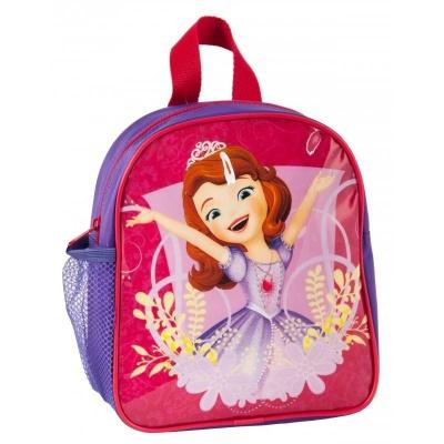 Dětský batoh malý červený Sofie První