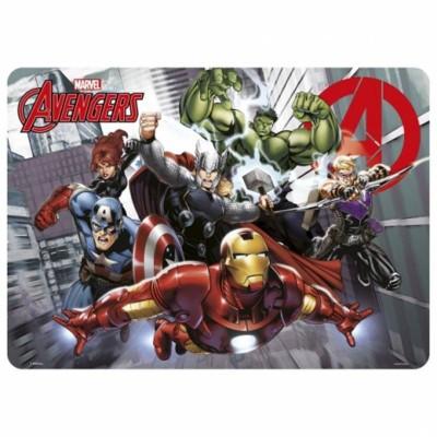 Podložka na jídelní stůl prostírání - Avengers