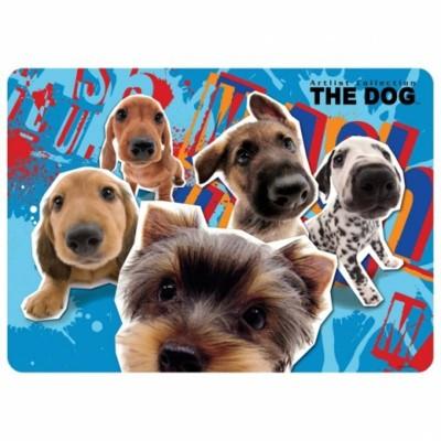 Podložka na jídelní stůl prostírání Pes The dog