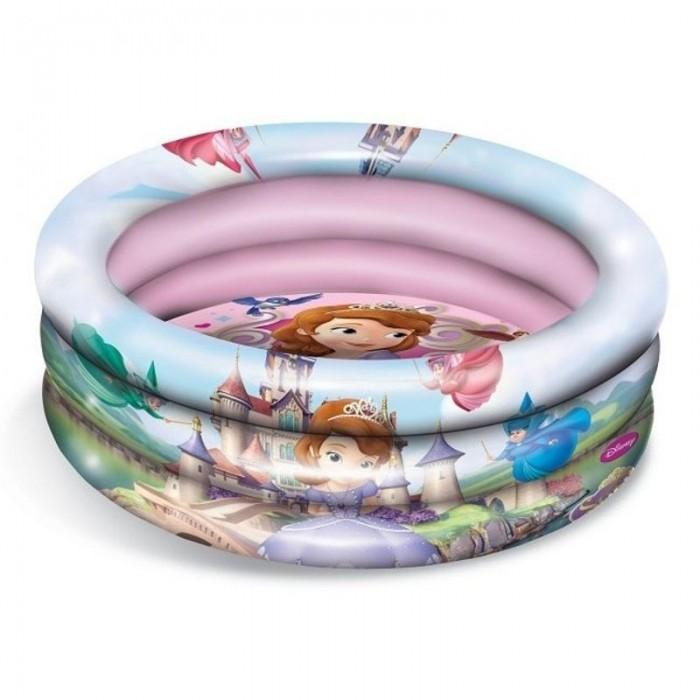 Nafukovací dětský bazén Sofie První 100 cm