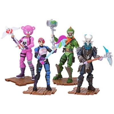 Fortnite sada 4 figurky Squad Mode