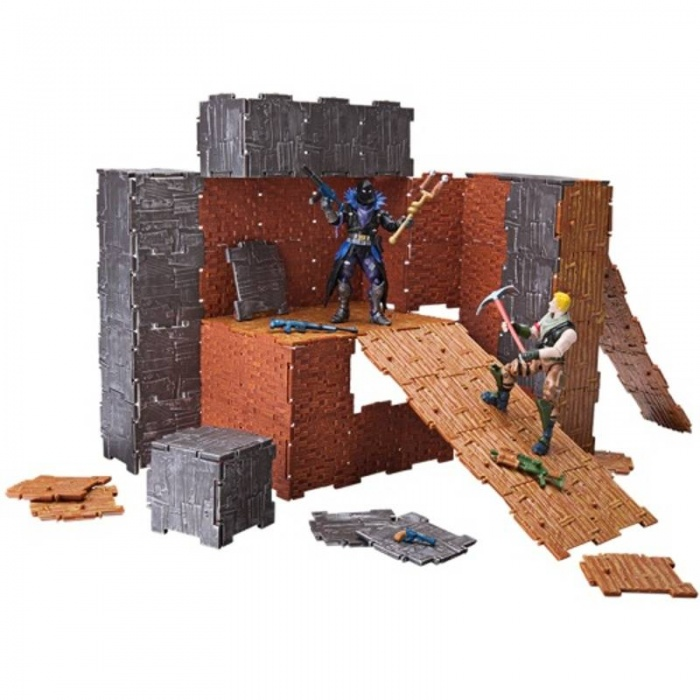Fortnite sada Turbo stavitel - aréna a 2 figurky