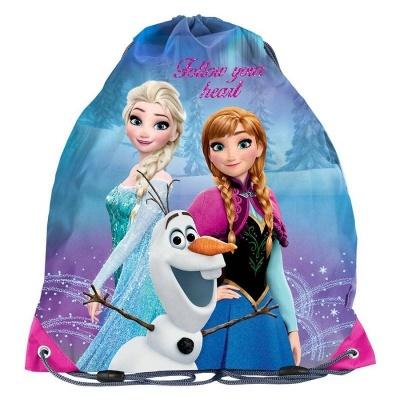 Školní pytel vak sáček Frozen Ledové království Follow you heart