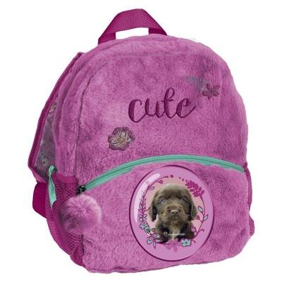 Plyšový batoh malý Pes Rachel Hale